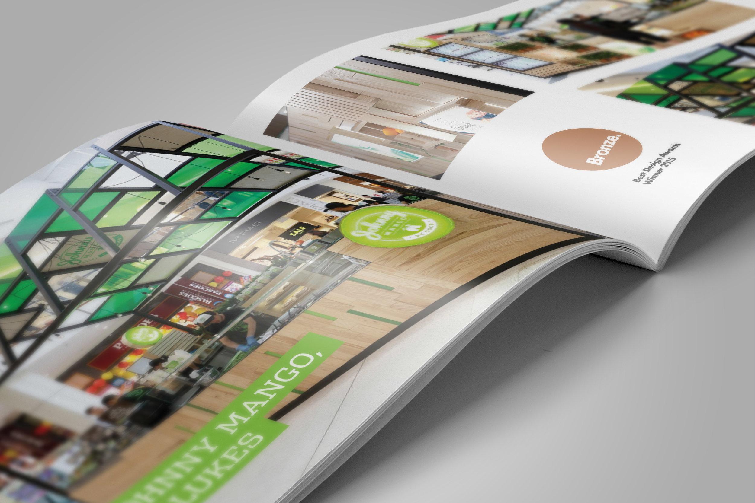 Proposal document:  Design, print management