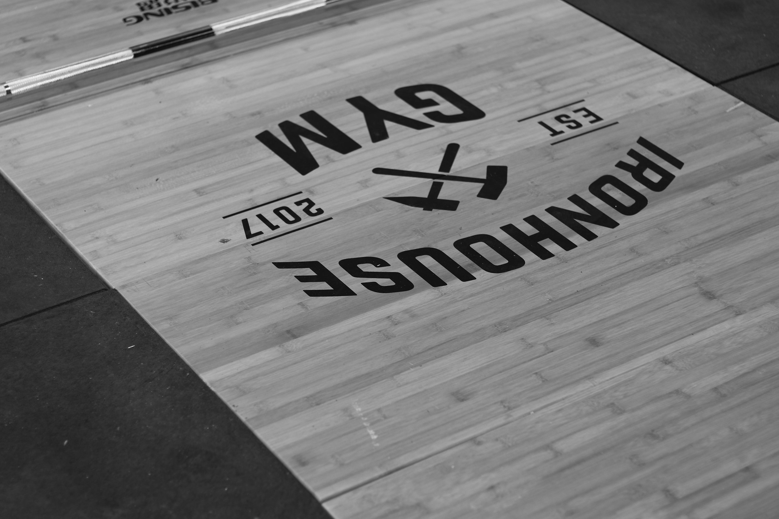 Copy of Ironhouse Gym