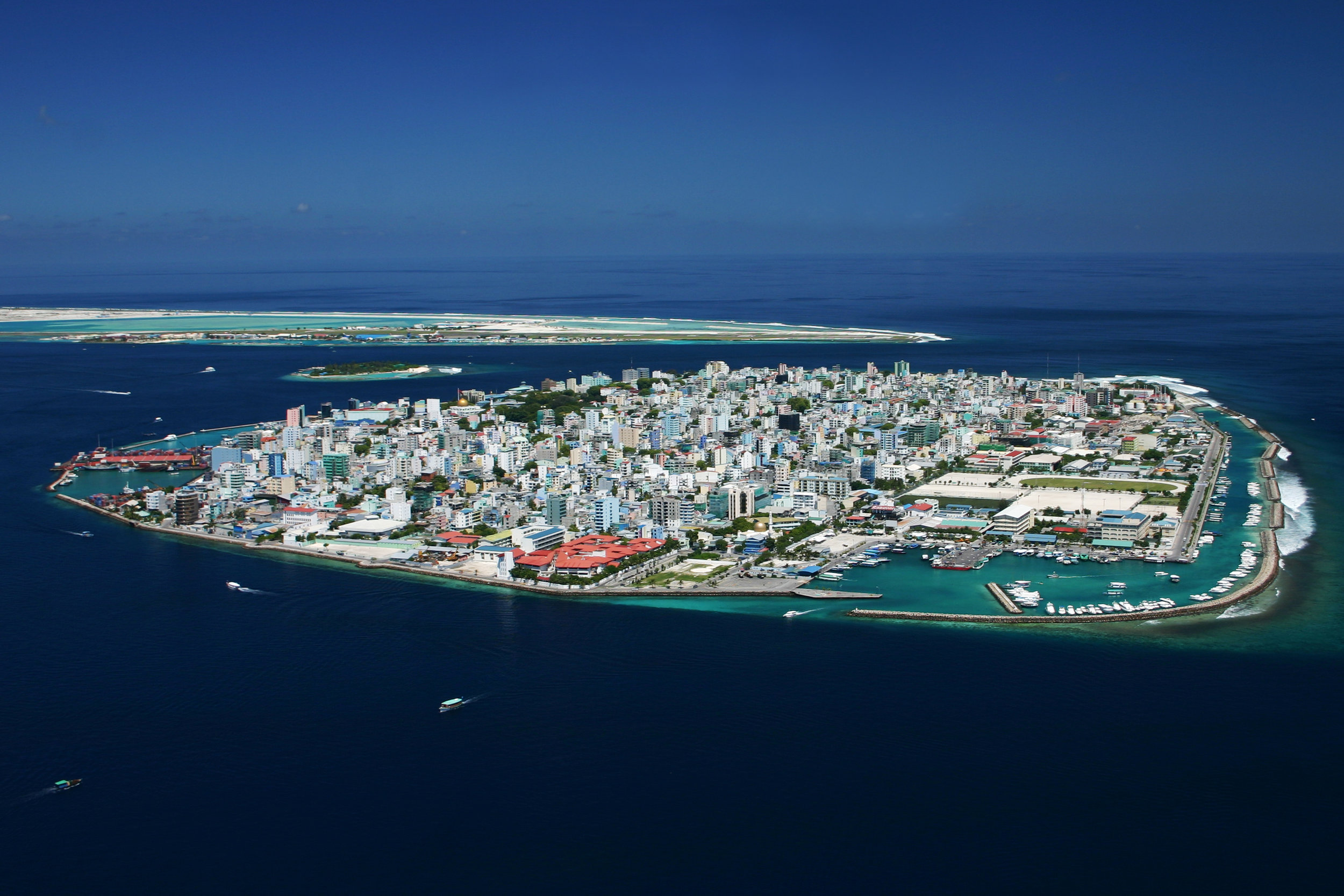 Climate Change and Migration in Maldives — Georgetown Journal of  International Affairs