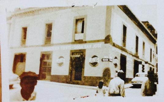 Property files from San Juan Historic Zone, Institute of Puerto Rican Culture, circa 1950, 106 San José Street -