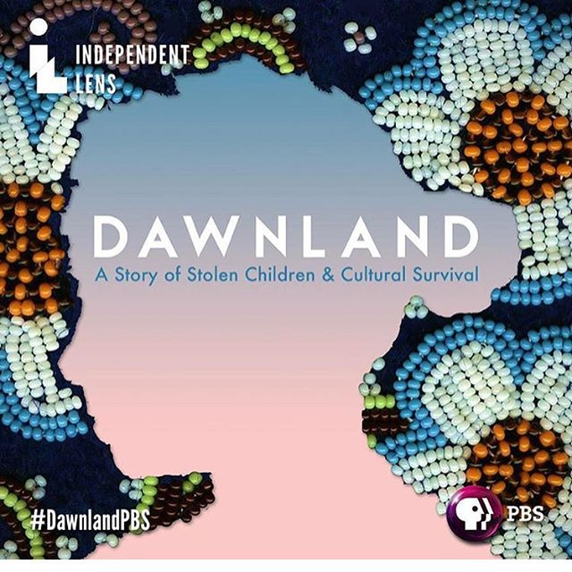 "I have posted the link to watch Dawnland in my bio section. This film was hard to watch and might be triggering for many but it is powerful. ""Americans should know that these atrocities are not history. Native children in Minnesota are still 14 times more likely to enter foster care than non-Native children; other states are not much better. Many Native people describe this persistent child welfare crisis as ongoing genocide resulting in cultural, emotional, and financial devastation—a stark contrast to most outsiders who are ignorant, misinformed or unaware of these abuses."" One of many moments in this film that struck me was when allies were asked to give space to survivors to tell their stories. This meant that they were not allowed in the room. The reactions these allies show is a big teaching moment. Find the time to watch this movie. @dawnlandmovie Link in bio."
