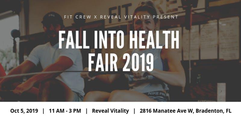 Fall into Health Fair