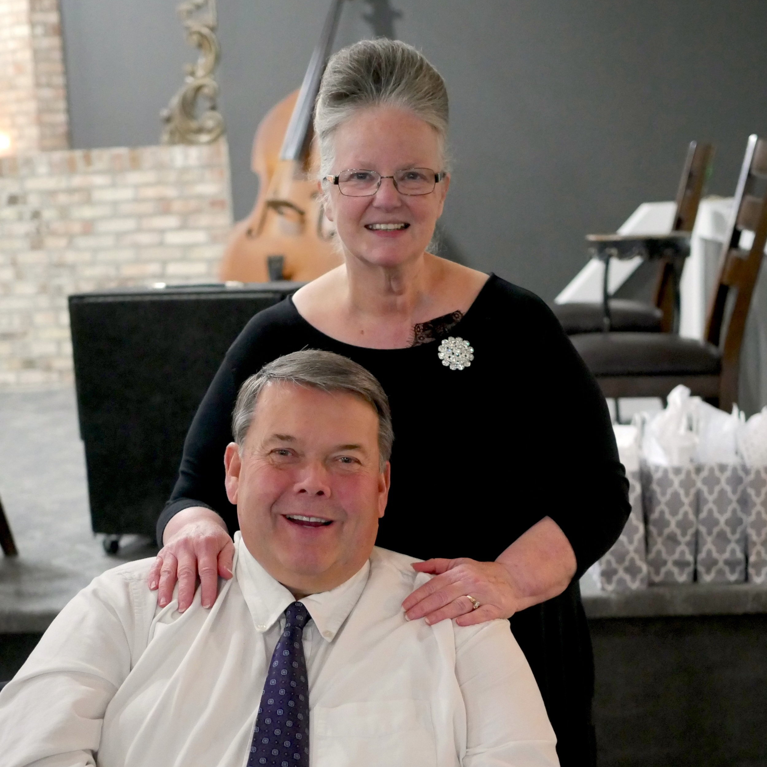 Senior Pastor: Rev. Bruce and First Lady Brenda Leaman -