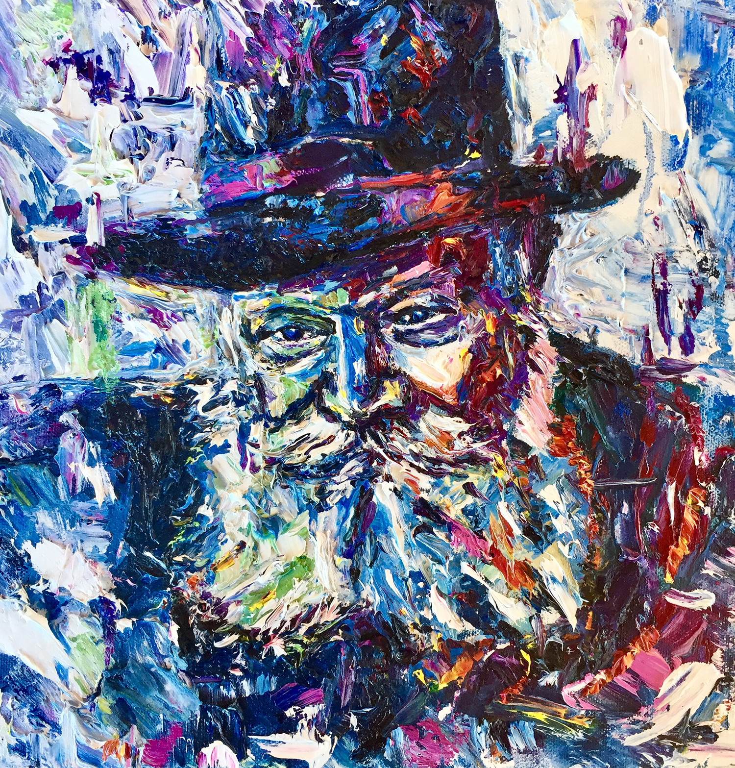 Our Rebbe