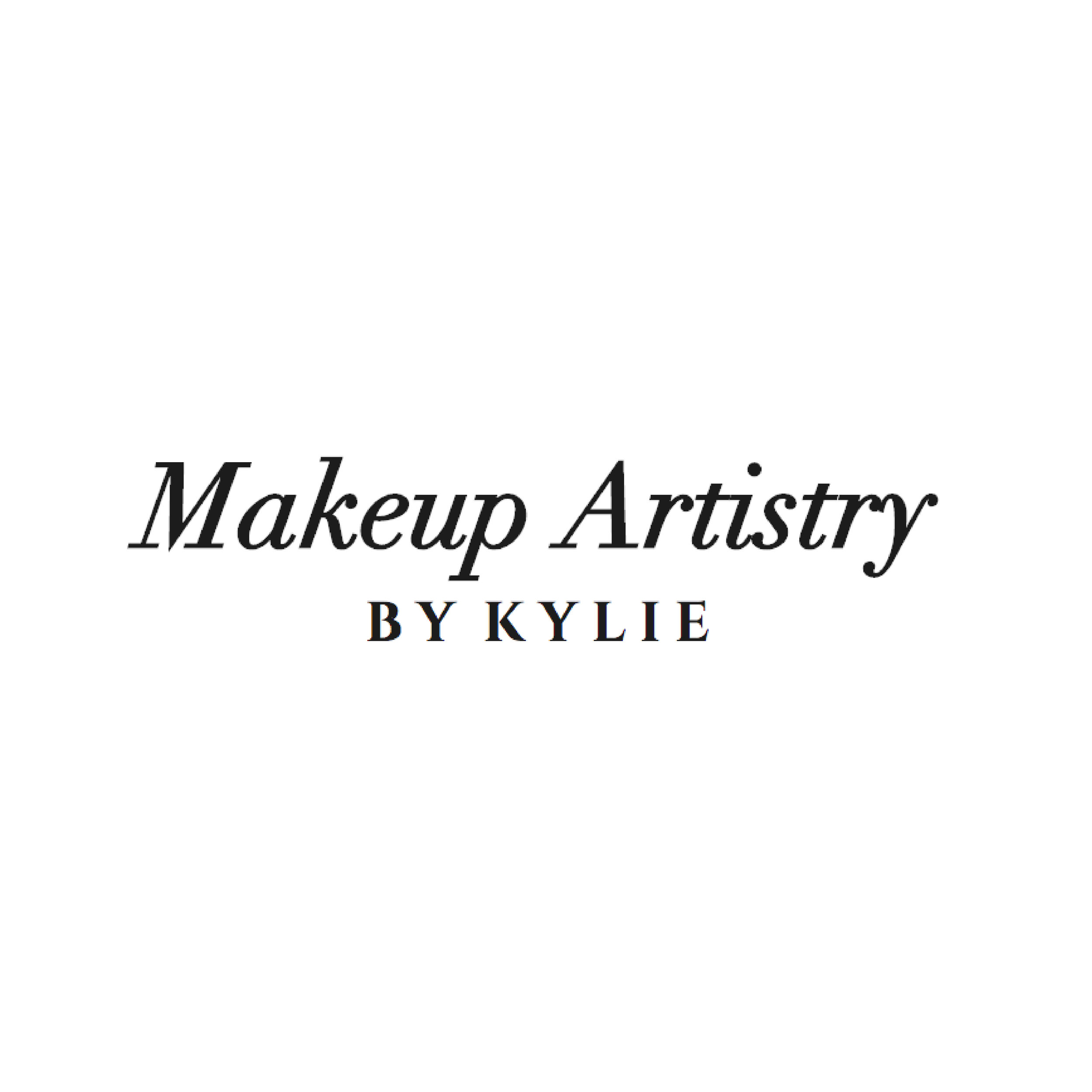 MAKEUP ARTISTRY BY KYLIE   This is my only makeup recommendation. Kylie is really hard working and not a diva, exactly what you need on your wedding day. Kylie's a mum and a wife, and I find having someone that is little wiser is exactly what you need.