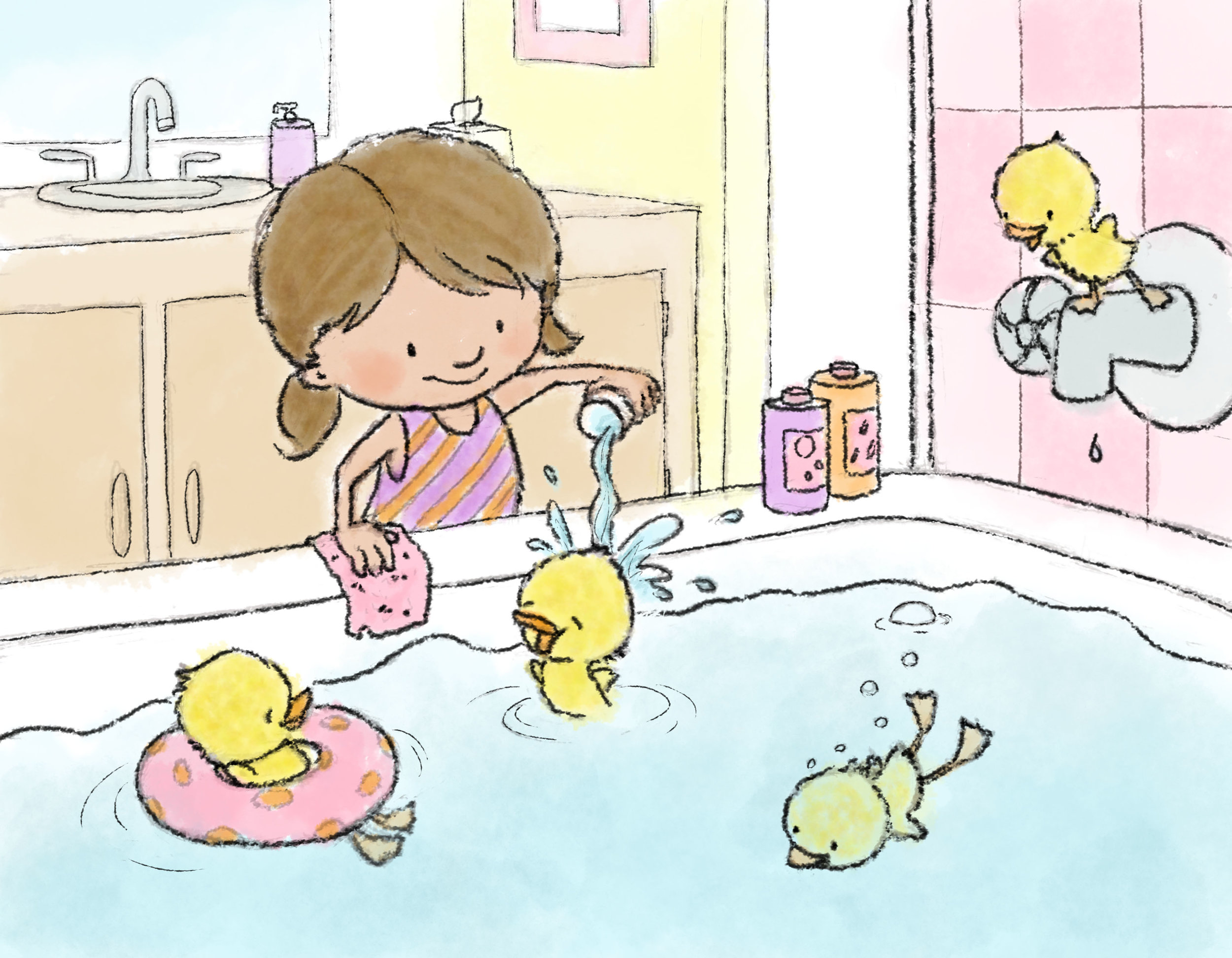 Duck girl tub.jpg