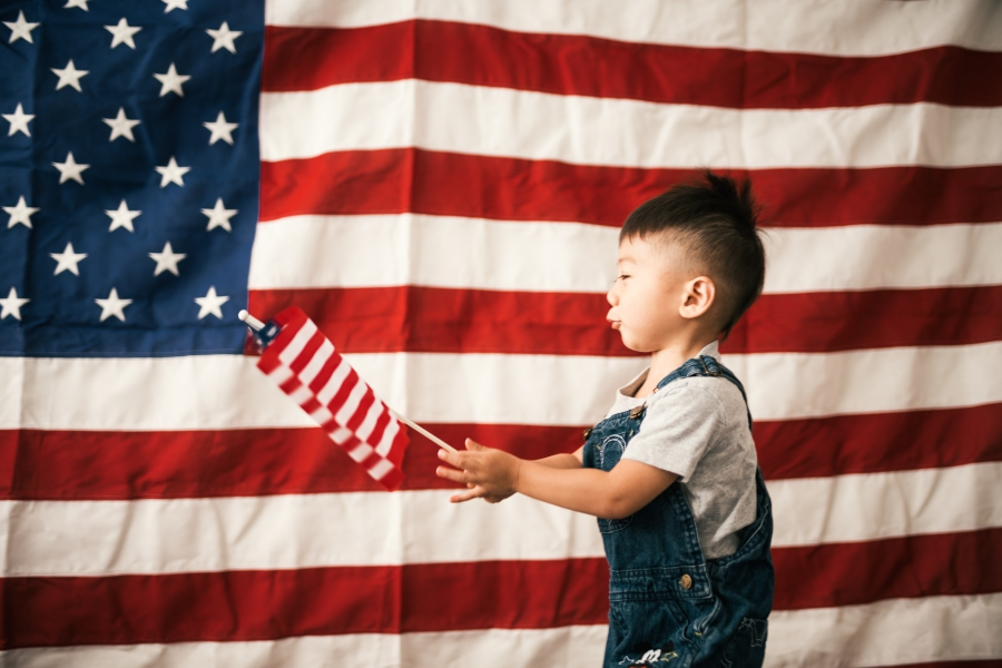 4th of July flag photoshoot 5.jpg