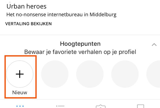 Stories highlights Urban Heroes Middelburg.png