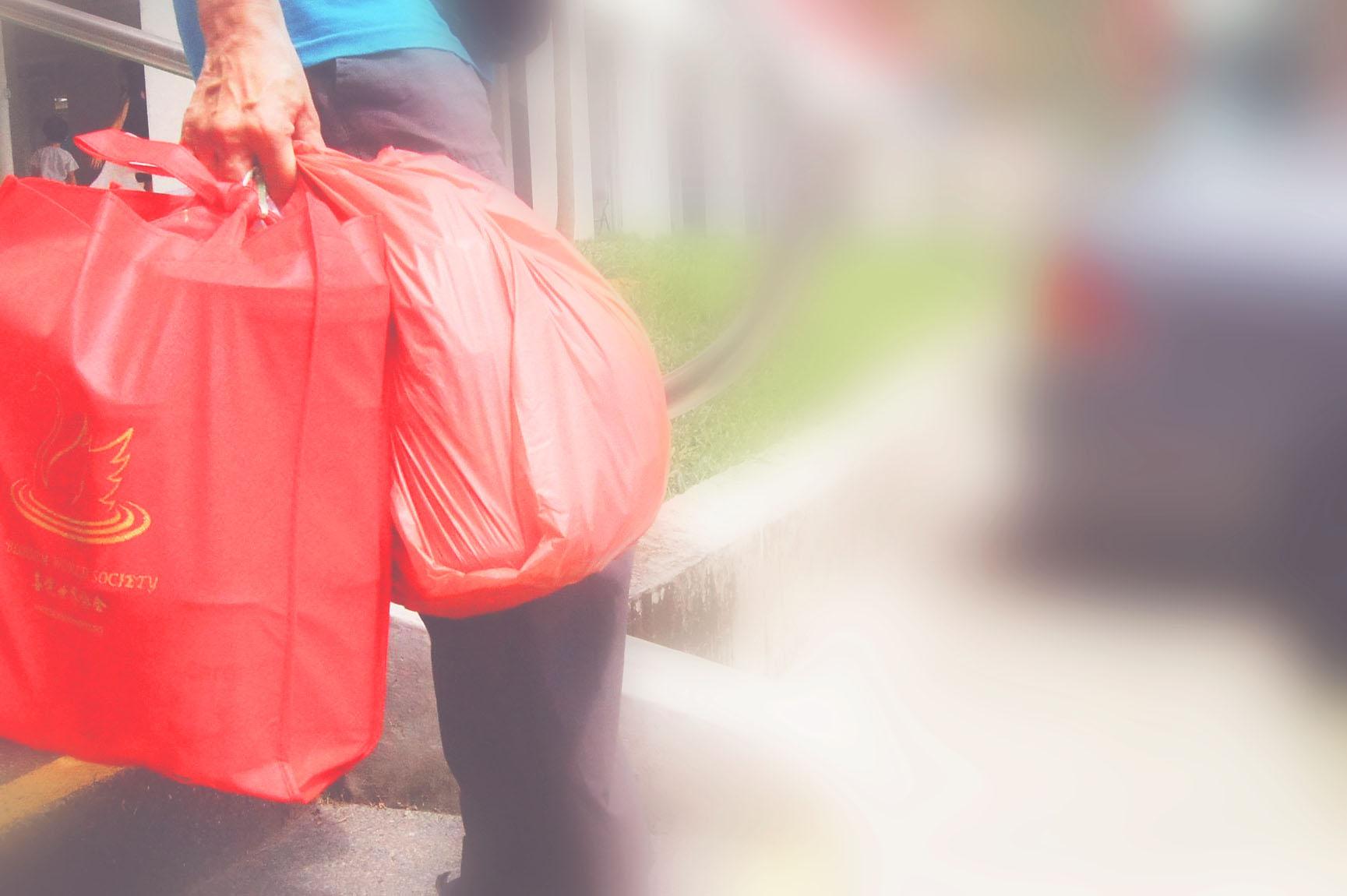 Adopt a Goodie Bag - for seniors