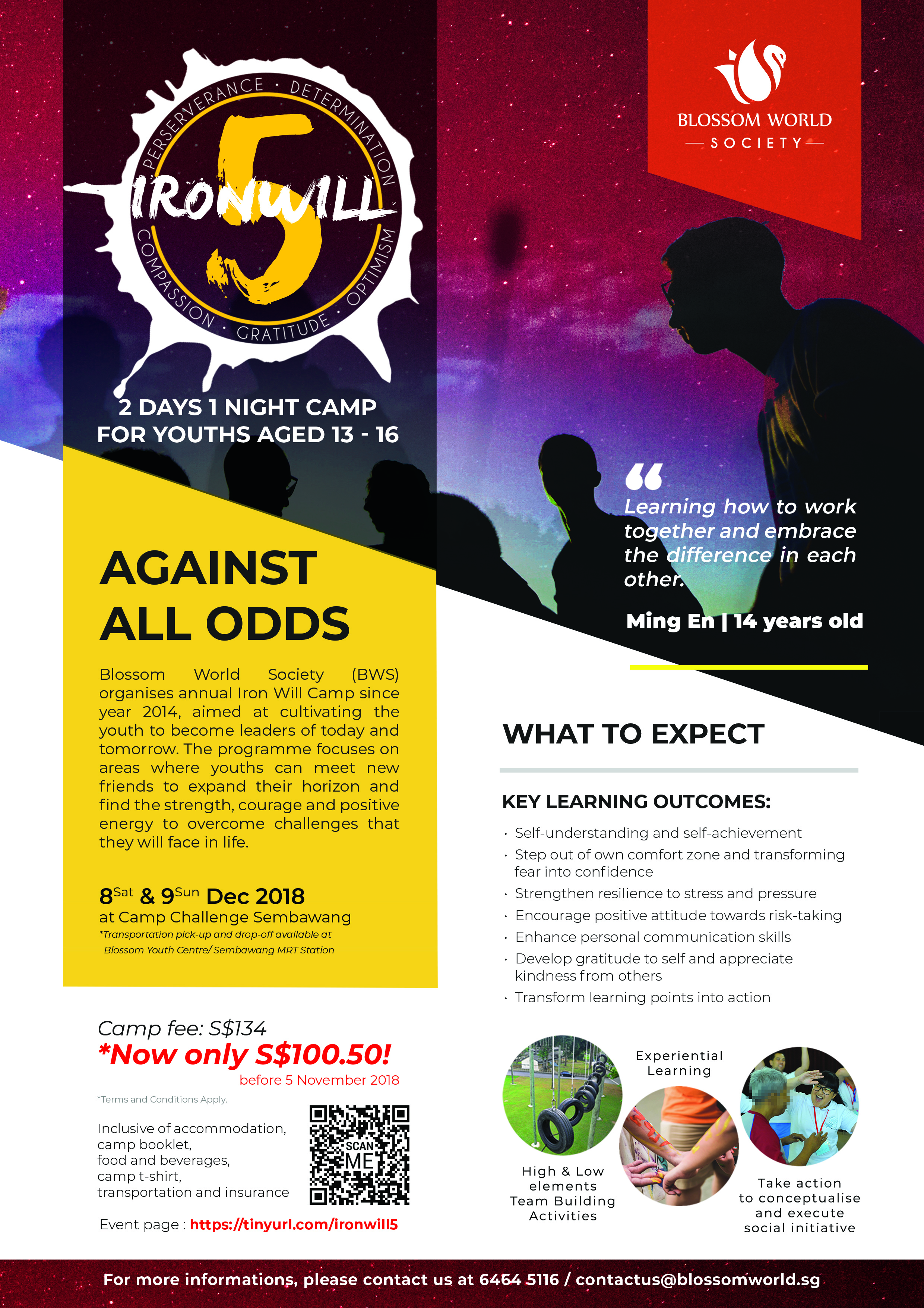 IRONWILL 5 Youth Camp Singapore December..jpg