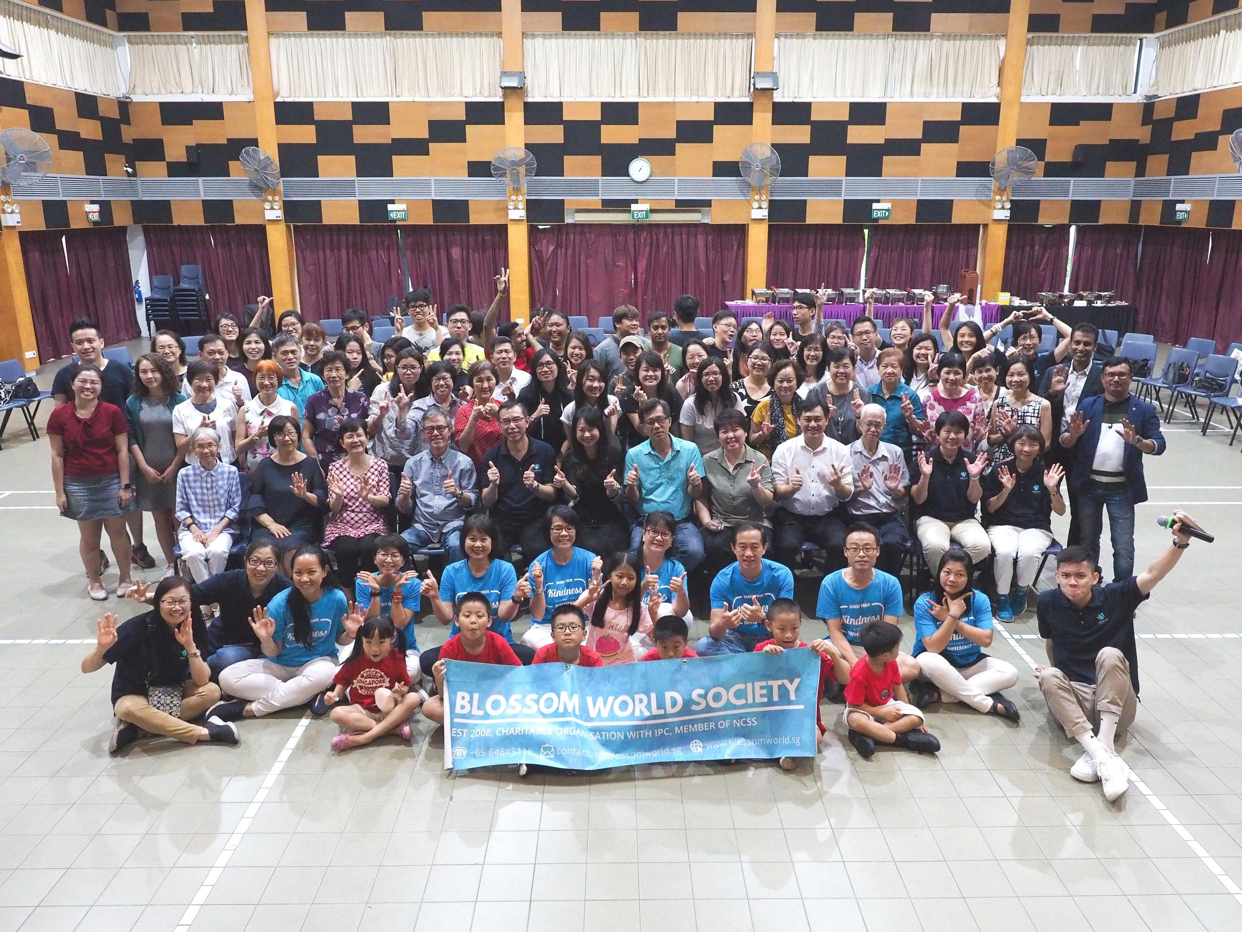 Blossom World Volunteers.JPG