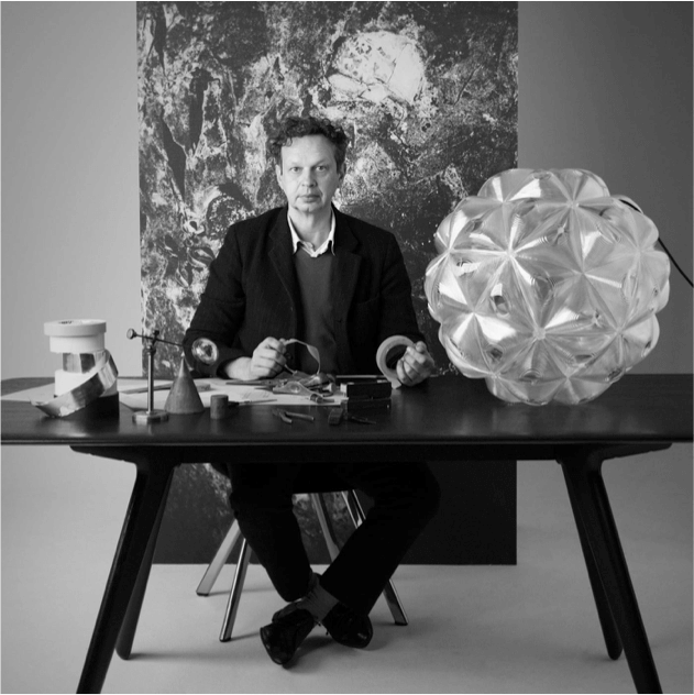 Tom Dixon   Founder & Creative Director of Tom Dixon / Writing the most eclectic story in extraordinary interior design