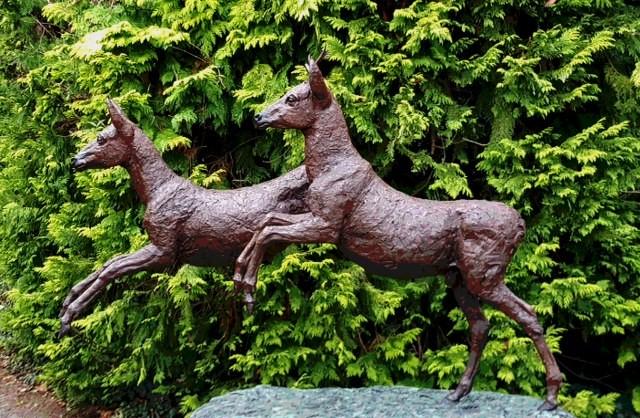 Caroline Bromley Gardner - Roe Deer Leaping.jpg
