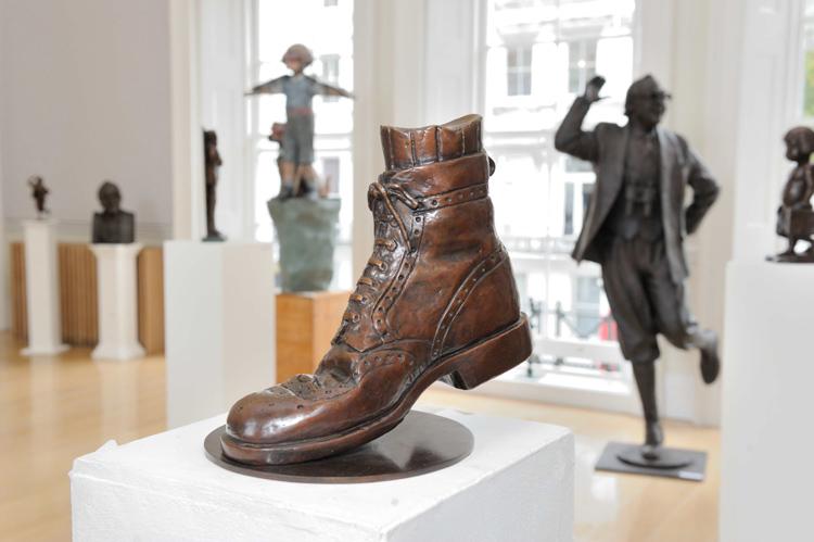 Graham Ibbeson - Eric Morecambe's Boot.jpg