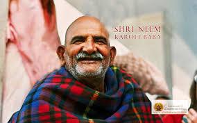 "Neem Karoli Baba. Said to be a"" Prem-Avatar"", an Incarnation of Love."