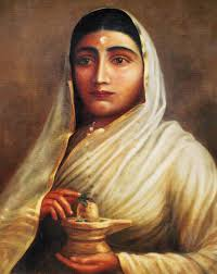 AhilyaBai Holkar. - 1725-95.