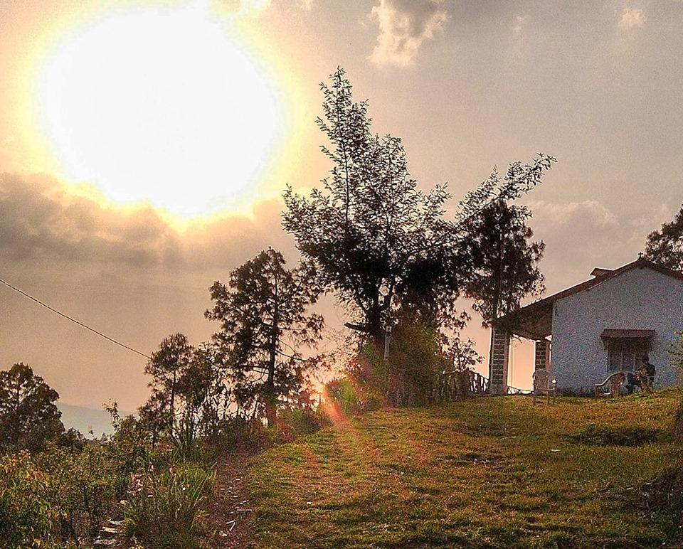 Sunset at Vivaan!