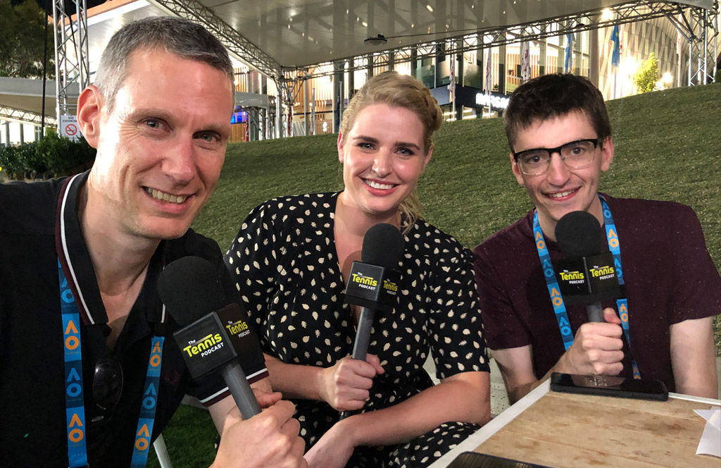 The Tennis Podcast Team