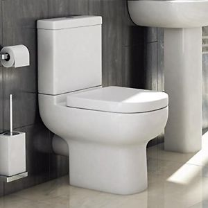 Close To Wall Toilets