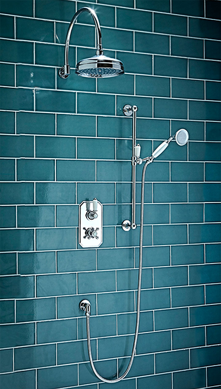 Traditional Shower Heads