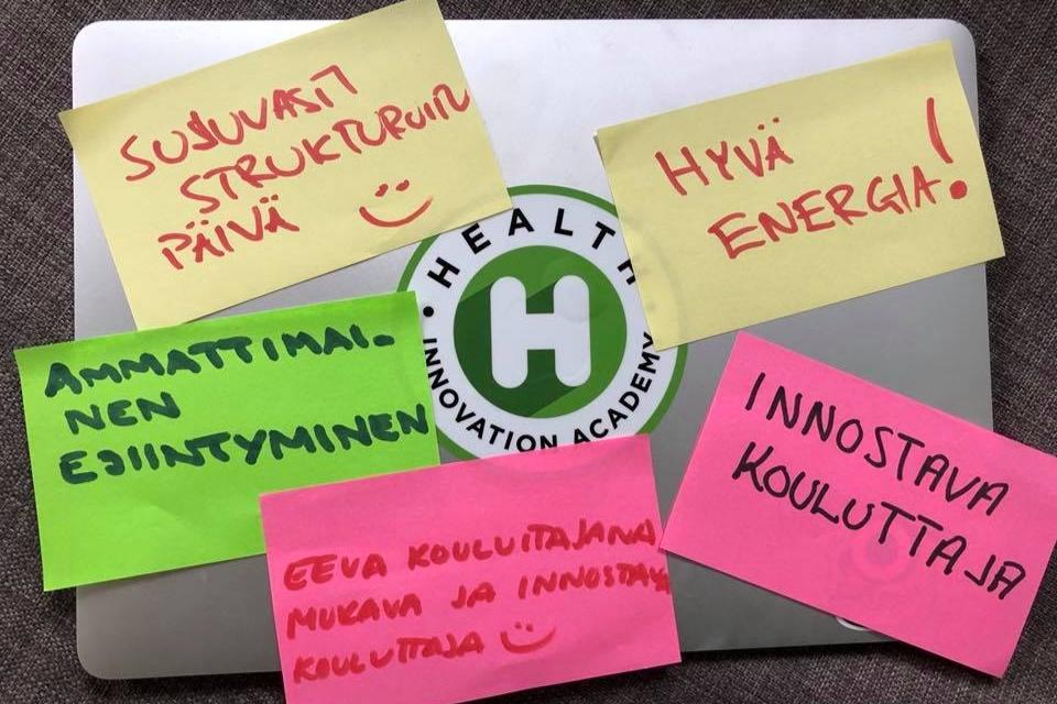 Hyvinvointiteknologia ja terveysteknologia tarjoavat huikeita mahdollisuuksia kehittämiseen. Terveydenhuolto tehostuu innovoimalla uusia tuotteita, palveluita ja parempia toimintamalleja.