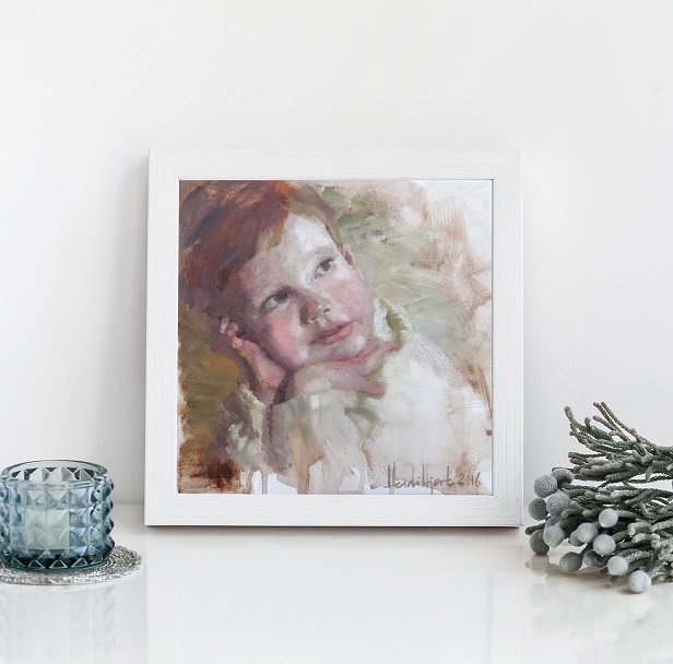 Child Portraits - A Portrait is a Gift of Love