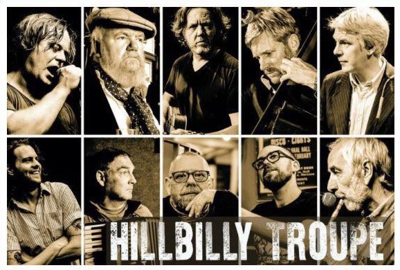 GALA NIGHT ft. The Hillbilly Troupe LIVE -
