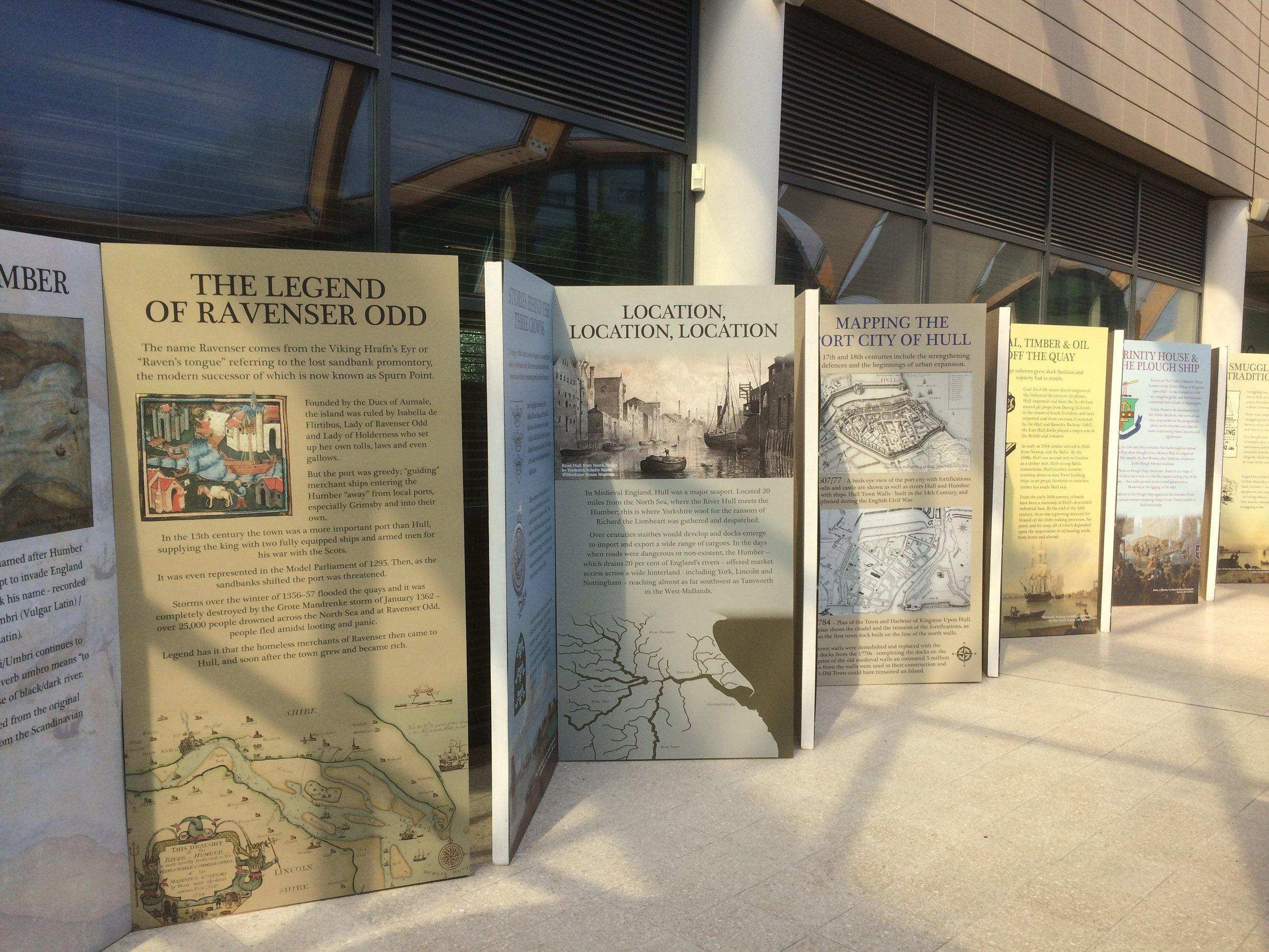 (Hull History Centre - 2018)