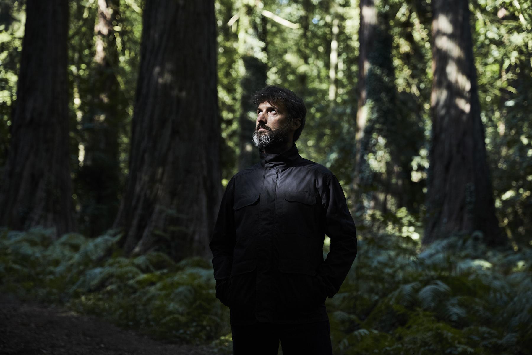 Frahm Jacket Nick Hussey forest