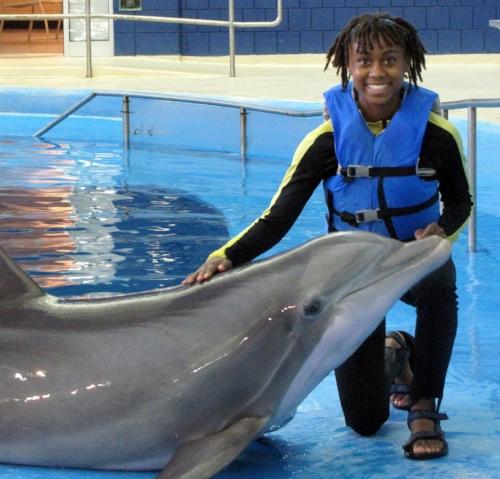 Dolphin in Water Adventures ~ Photo by Melanie Laurendine