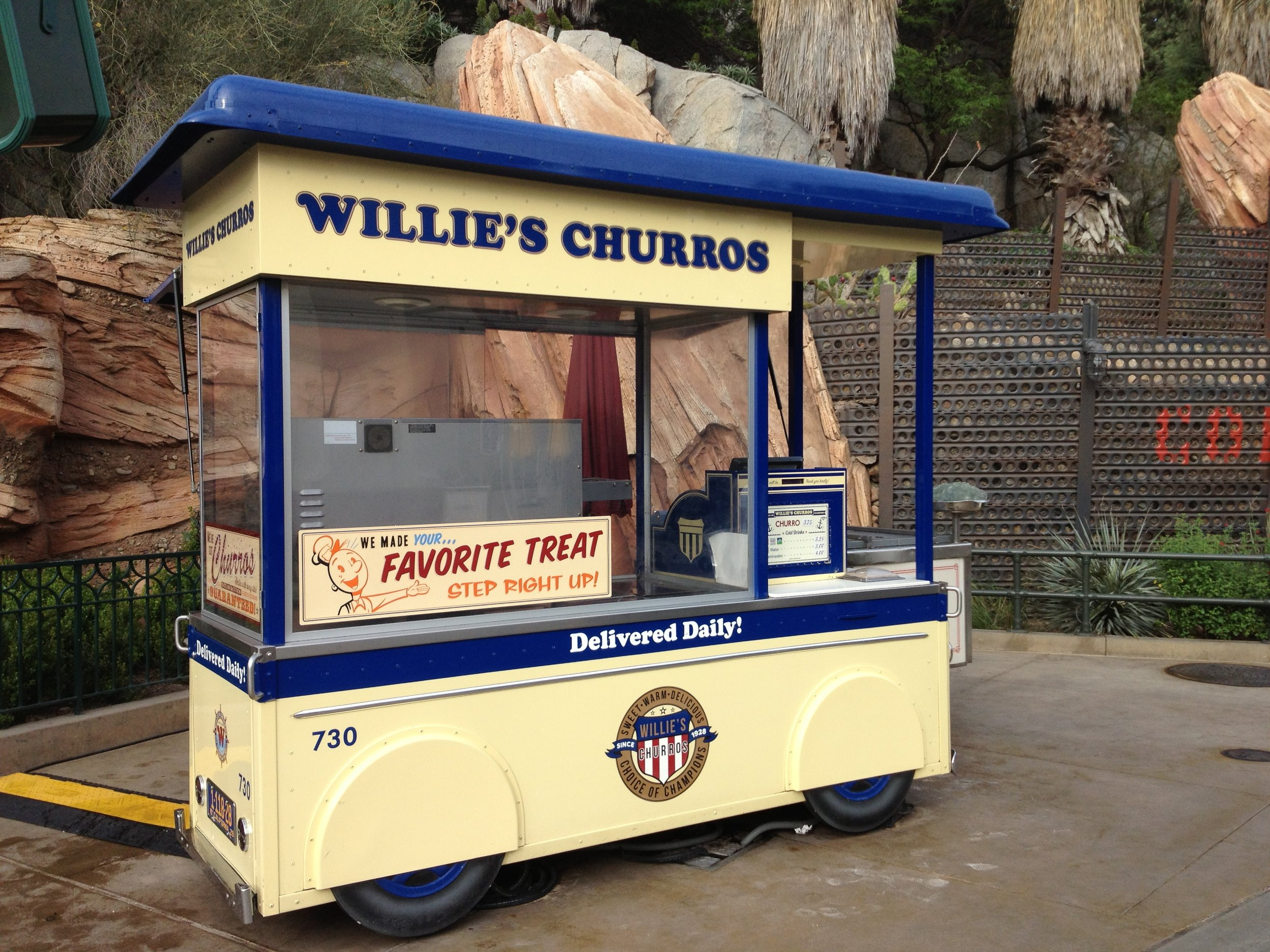 Specialty Retail Food Cart    Anaheim, CA    Learn More