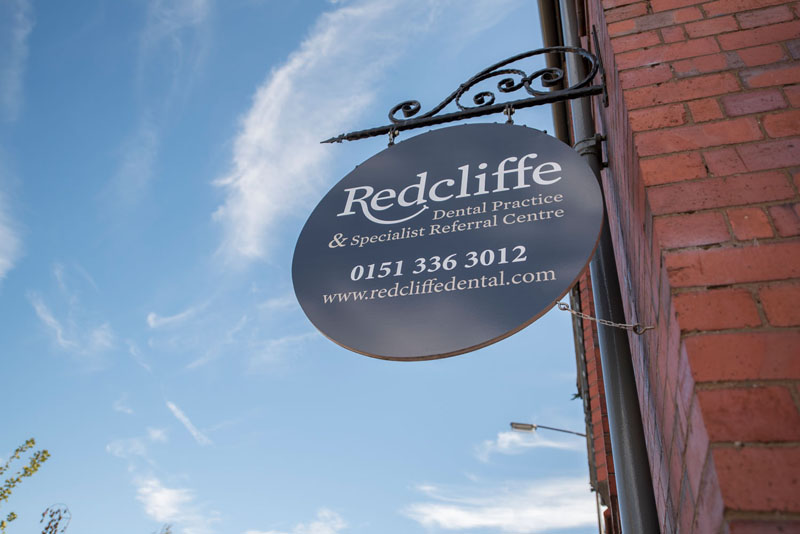 Redcliffe Dental wallsign