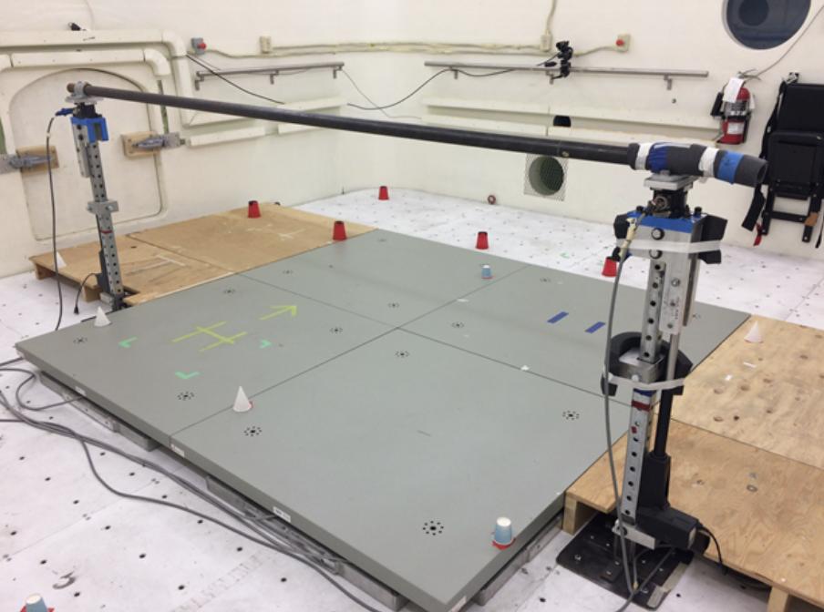 A peak inside our lab at the Toronto Rehabilitation Institute