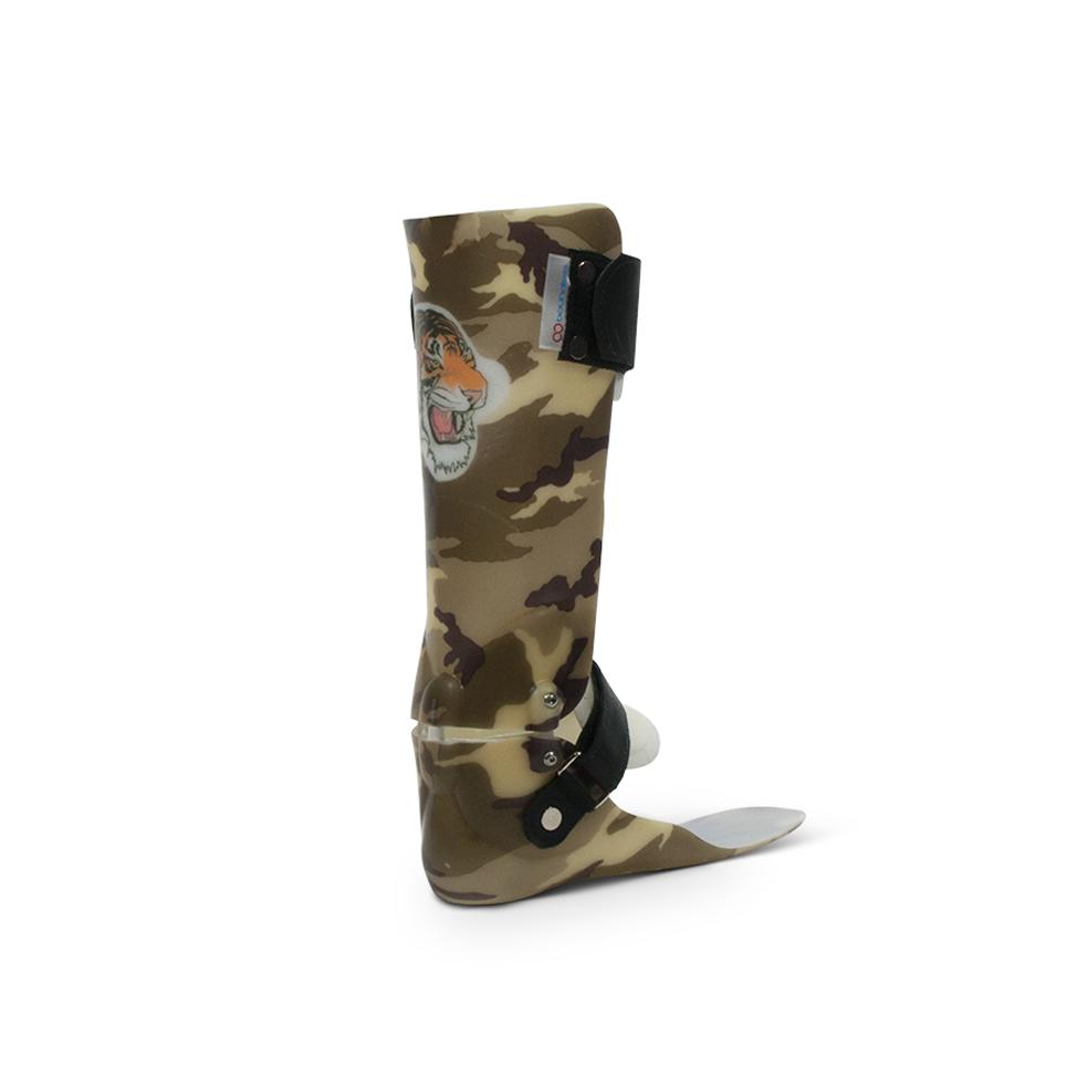 Single Axis Ankle - Foot Orthosis (SA-AFO)