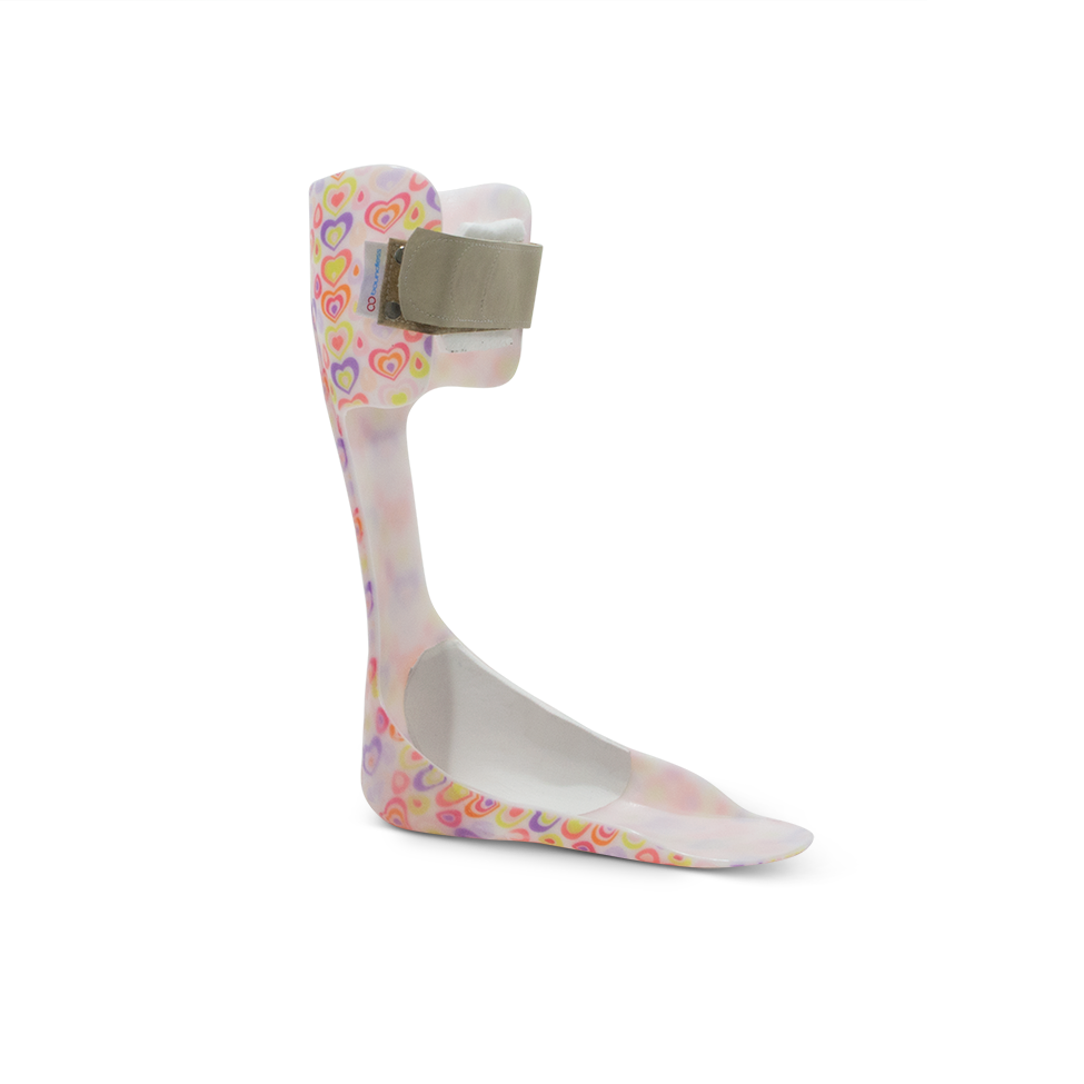 Energy Storage and Return Ankle-Foot Orthoses (ESR-AFO)