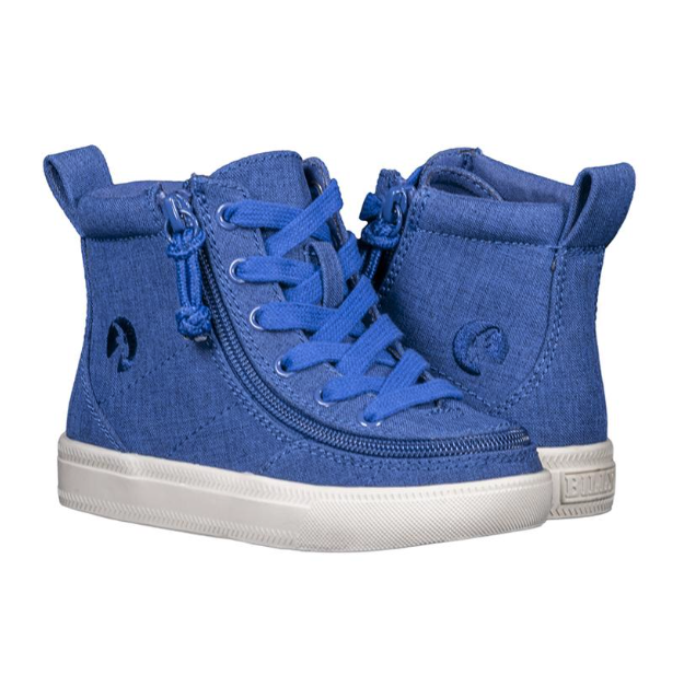 Billy High-Top Blue