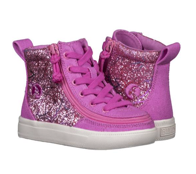 Billy High-Top Pink