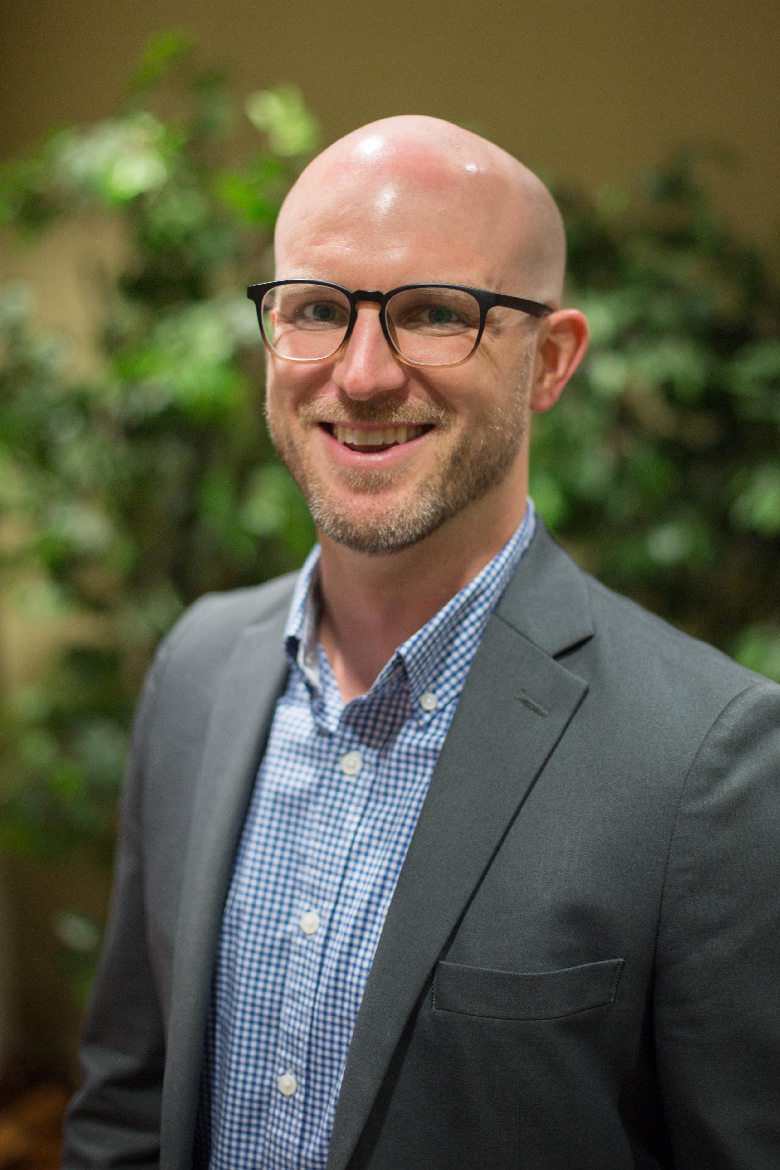 Ryan Armstrong  Professional Development Chair