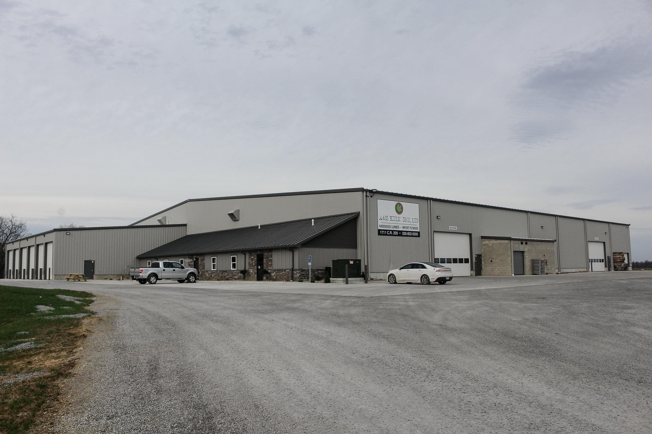 Warehouse & Manufacturing