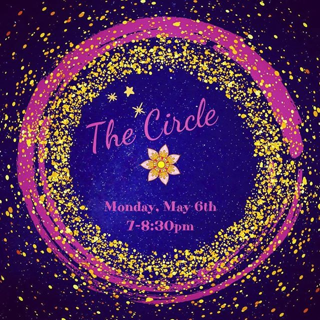 Ladies, our next round will be Monday, May 10th @ 7pm. Expect to get grounded, release the old, set intentions for the new, and receive some guided messages from your higher self. ✨🧘♀️🙏🙌✨ • Also, I'm learning how to read chakras if anyone wants plan to stay after to let me practice on you...🧘♀️✨. • • WHO WE ARE: A monthly circle of consciously evolving women gathering together to connect deeper to our inner and outer lives while building a community of support, inclusion, and expansion. Lead by myself and @lauren487  Please email us at thecirclenashville@gmail.com for the address (and also so that we know to expect you). Free to participate.  All identifying women welcome!  Feel free to share. ✌️💖🙌