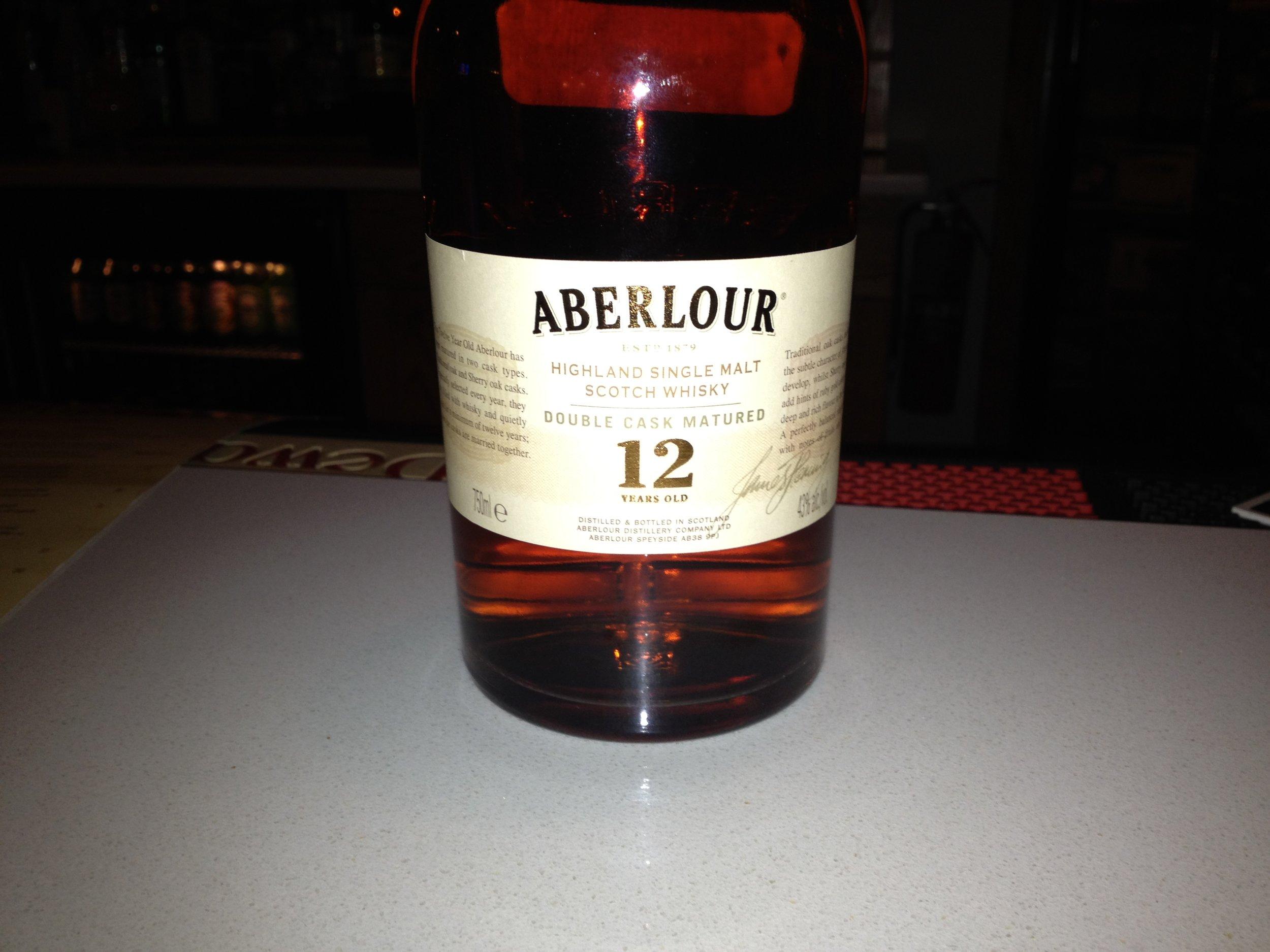 12 Year Old   43% ABV - Distillery   Aberlour