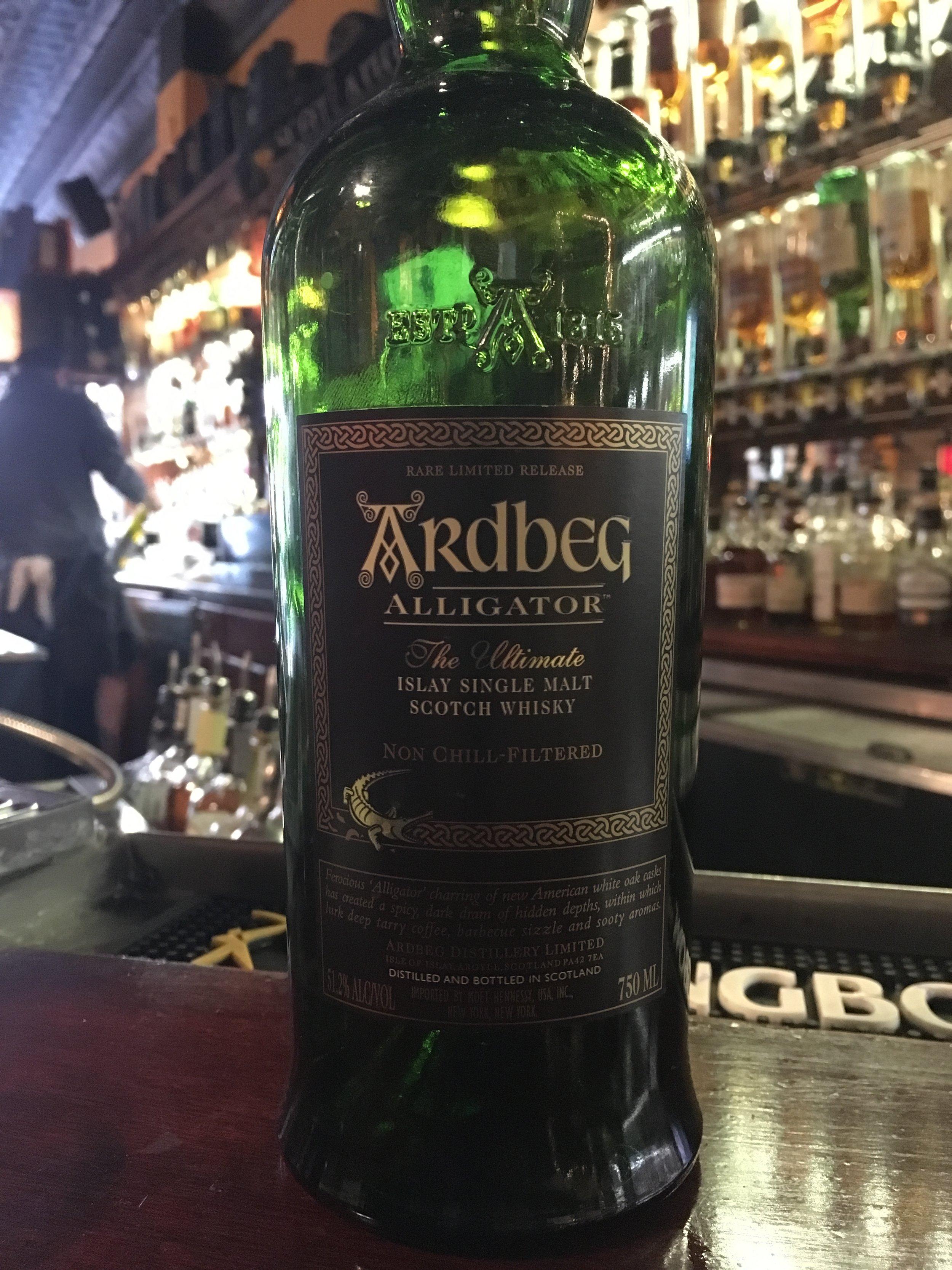 NAS   51.2% ABV - Distillery   Ardbeg