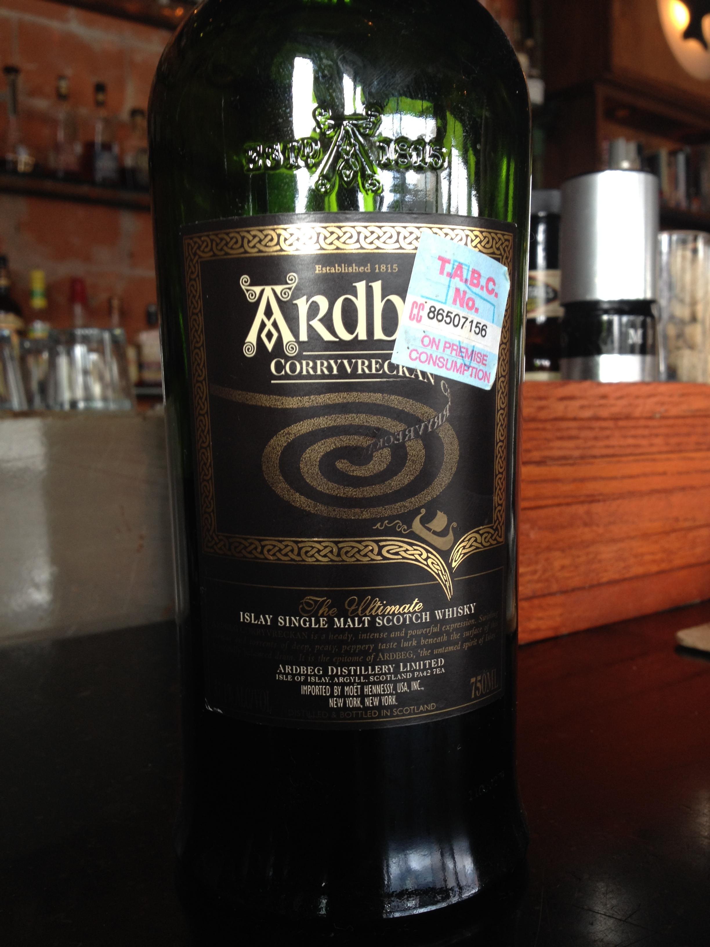 NAS   57.1% ABV - Distillery   Ardbeg