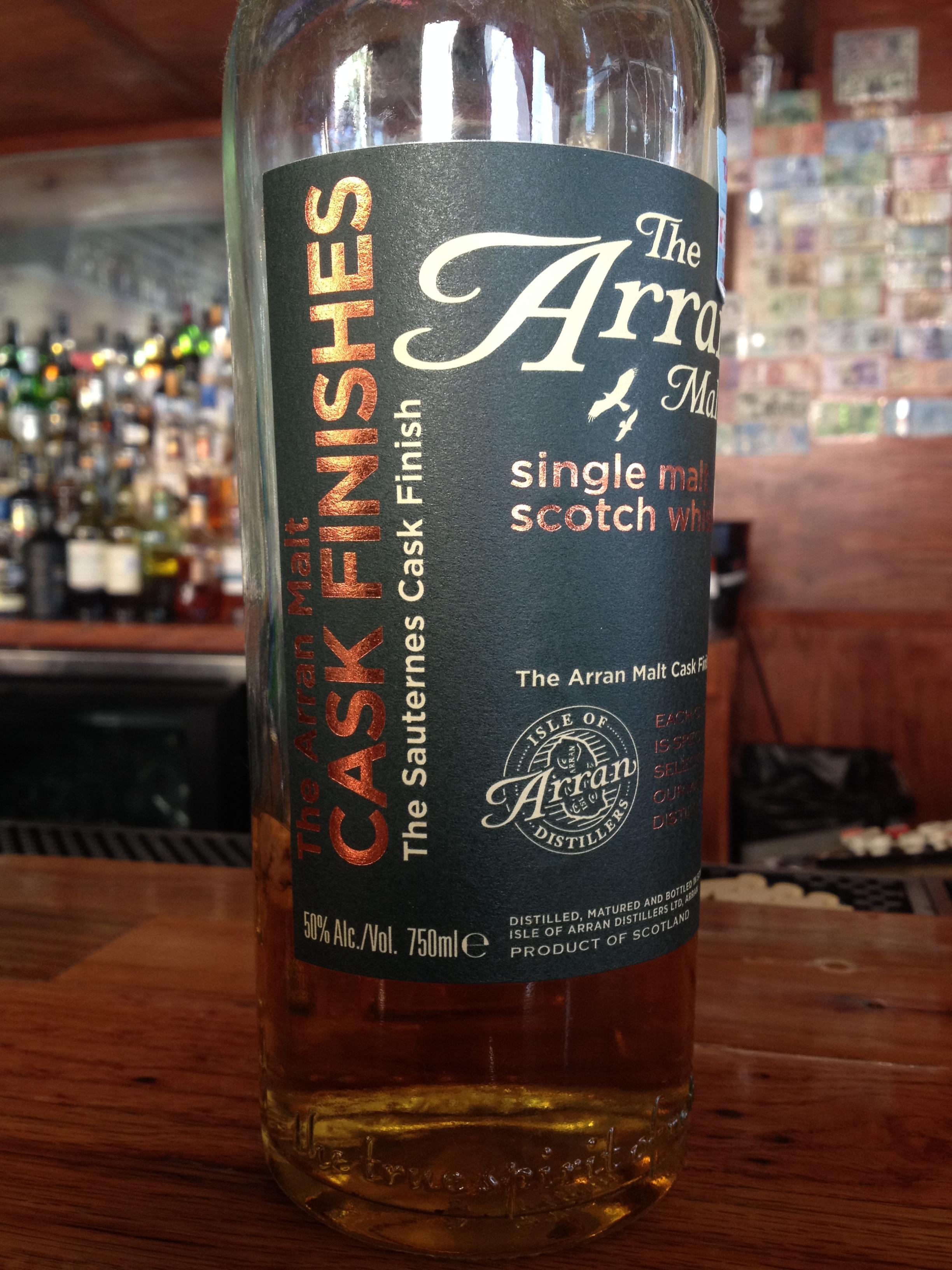 NAS | 50% ABV - Distillery | Isle of Arran Distillers