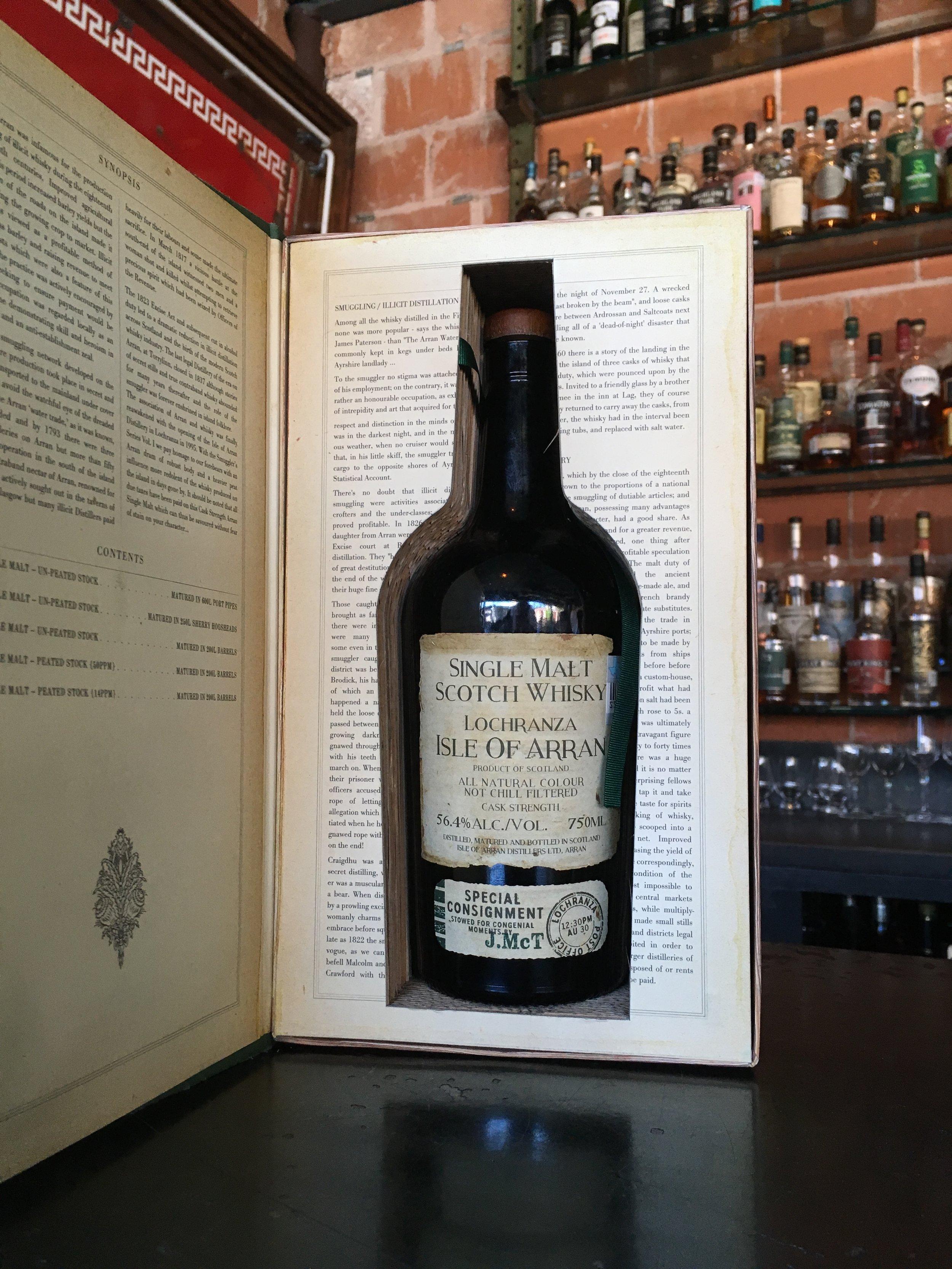 NAS | 56.4% ABV - Distillery | Isle of Arran Distillers