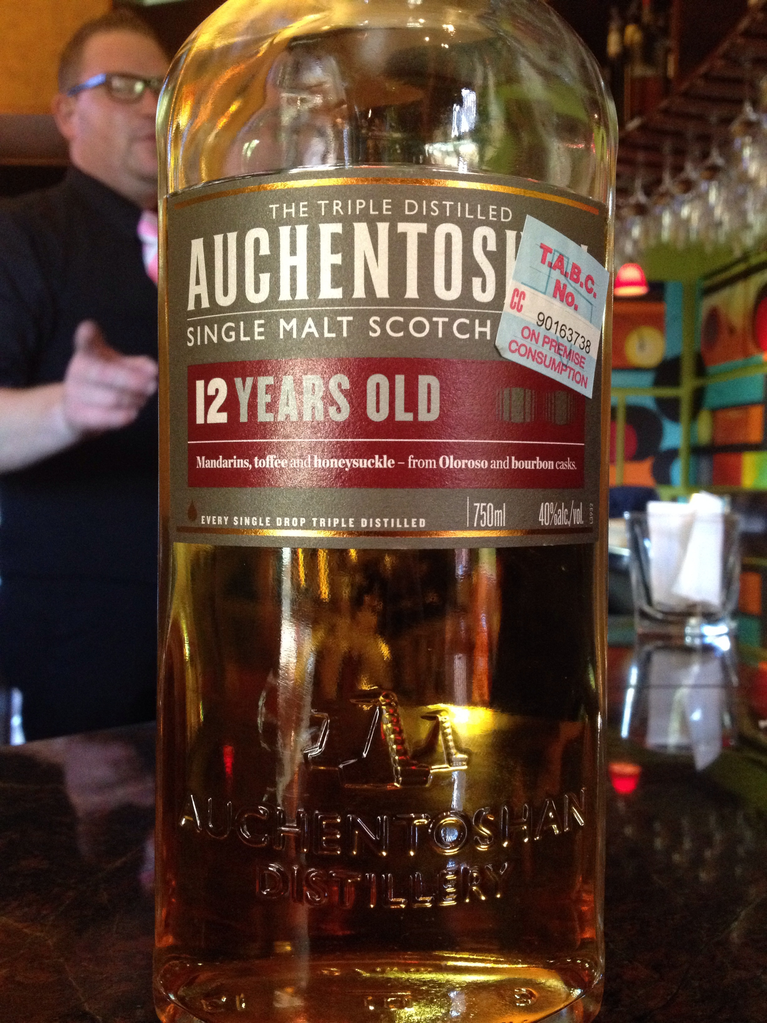12 Year Old | 40% ABV - Distillery | Auchentoshan