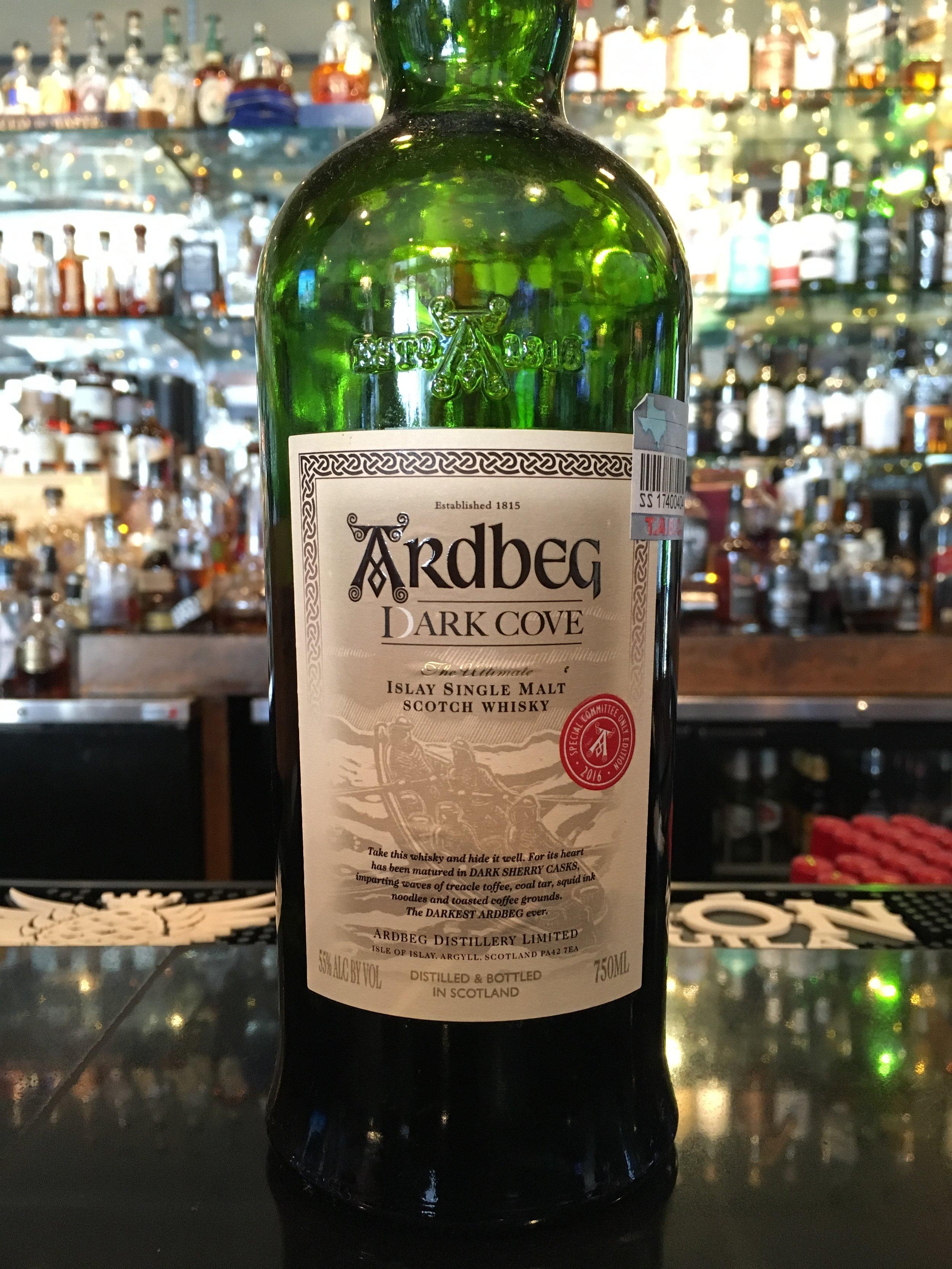 NAS   55% ABV - Distillery   Ardbeg