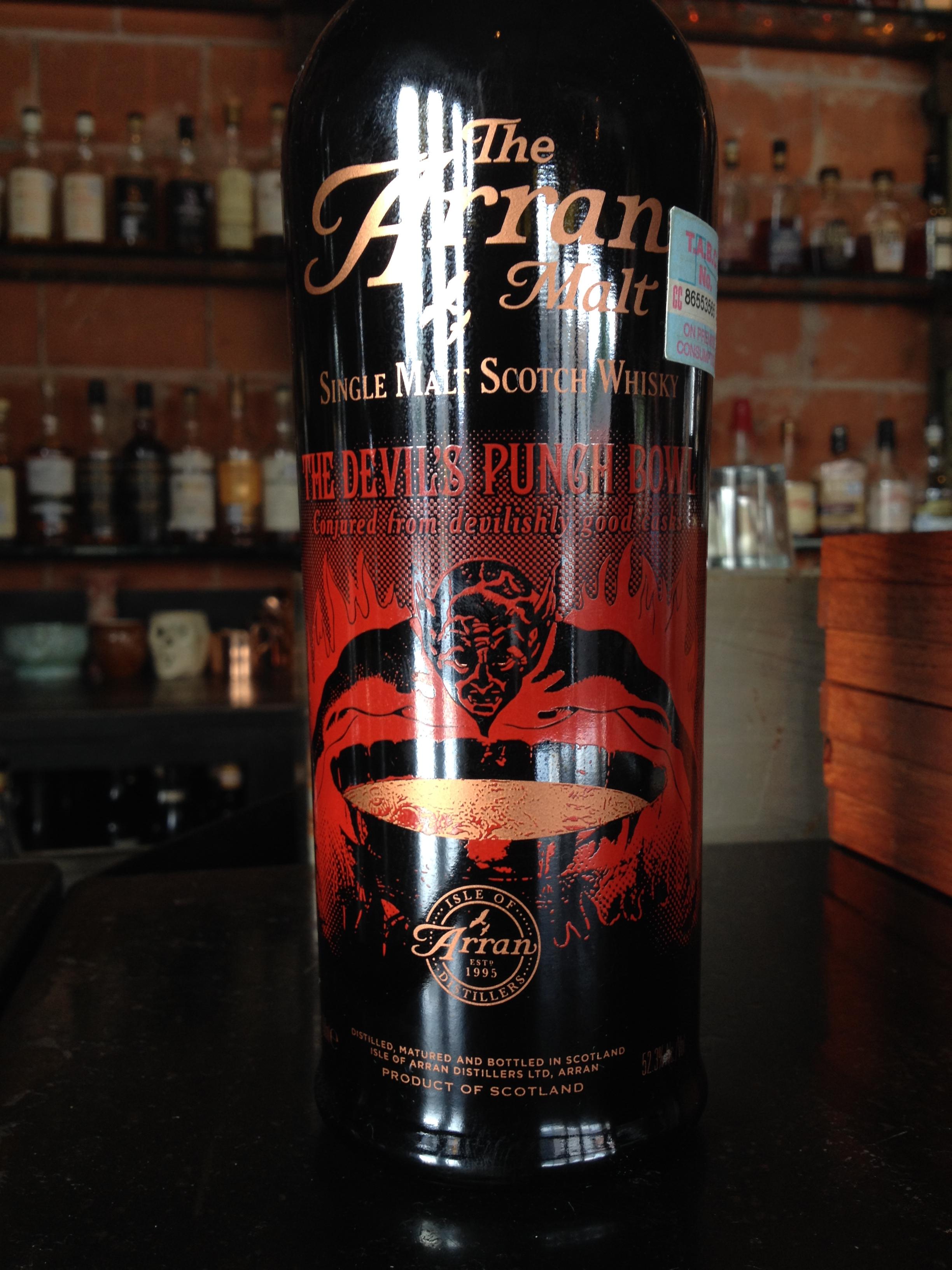 NAS | 52.3% ABV - Distillery | Isle of Arran Distillers