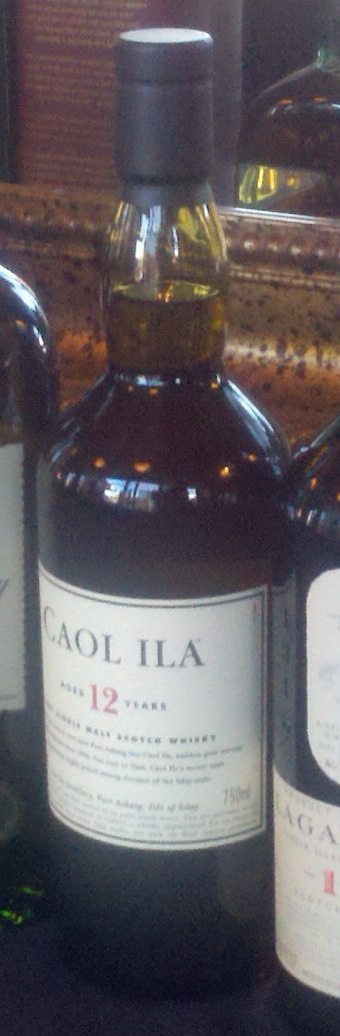 12 Year Old | 43% ABV - Distillery | Caol Ila