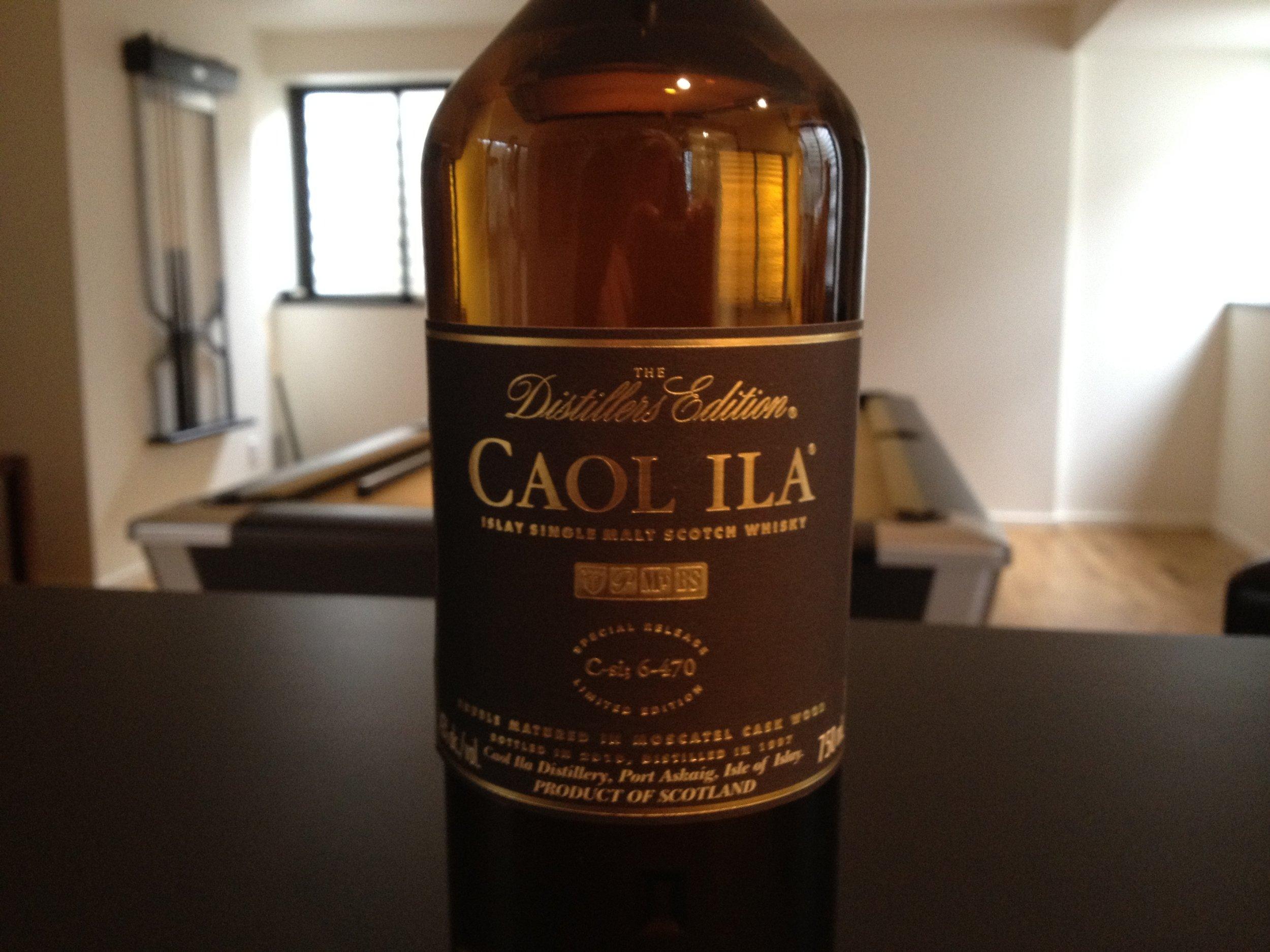 12 Year Old | 43% ABV - Distillery | Caol Ila